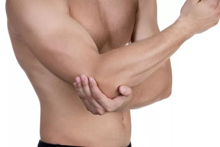 Сильный вывих локтевого сустава