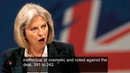 Prime Minister Theresa May's new Brexit plan failed on Tuesday in Parliament Brexit plan failed
