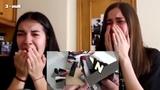 Two Girls React To Стрёмный обзор