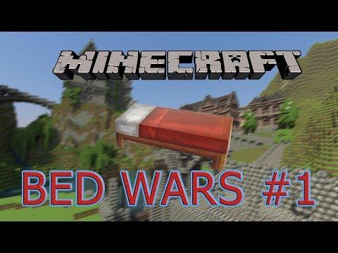ГОЛУБОЙ СУИЦИД! - Мinecraft Bed Wars С ВЭБКОЙ 1