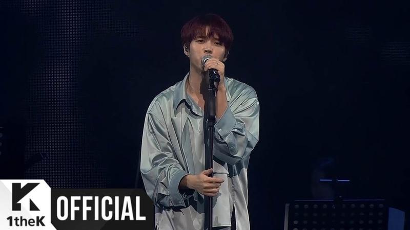 Nam Woo Hyun(남우현) _ A Song For You(지금 이 노래) ГруппаЮжнаяКорея