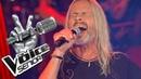 Journey - Don't Stop Believin' (Dan Lucas) | The Voice Senior | Sing Offs | SAT.1 TV