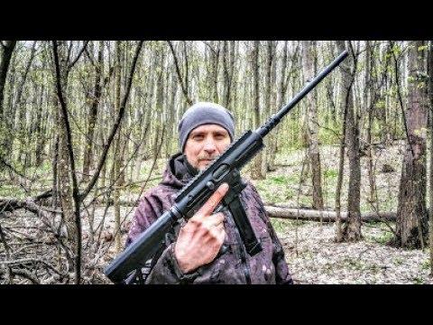 Пистолет-Пулемет TNW ASR 9х21