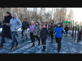 Street workout Tyumen