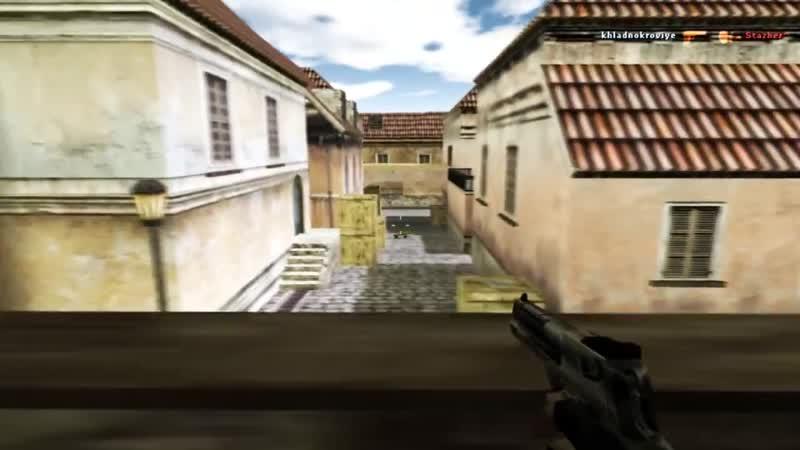 Counter-Strike 1.6 Movie by STF