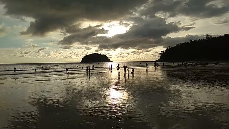 закат на пляже Ката.1 (1)