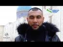 Рэпер MC Doni снимает клип Джинн в Бухаре mp4