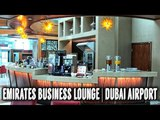 Emirates Business Class Lounge Concourse A Dubai Airport Review