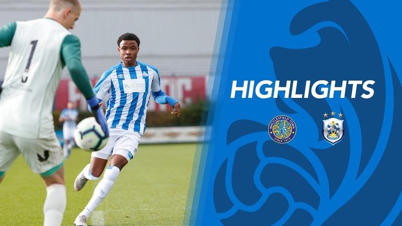 ⚽️ HIGHLIGHTS | Macclesfield Town 4-3 Huddersfield Town U19s