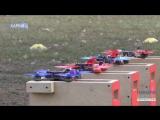 100 км за 0,5 секунд: у Харкові проходив Чемпіонат з перегонів на дронах
