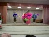 Китайский танец в исполнении пед.коллектива школы №65