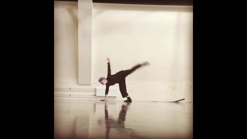 Алина Венедиктова | Трюки | Contemporary dance