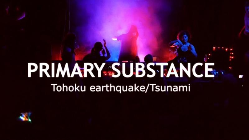 Primary substance - Tohoku earthquake Tsunami - live at Somatik fest 291218