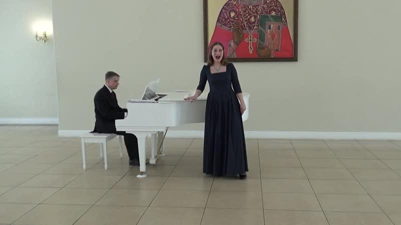 17 Аглая Минина - Г.Доницетти. Ария Линды из оперы « Линда ди Шамуни»