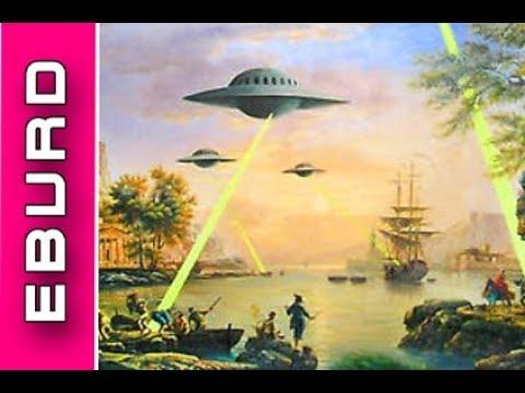 Nibiru und Yeti entdeckt Ufo in New York Schwarzes Loch im Inneren der Erde Panspermientheorie