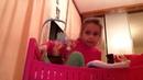 Обзор куклы беби Борн и её кроватка!
