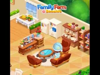 [Семейная Ферма] Даня смотрит телевизор!