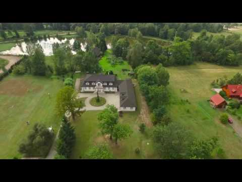 Rezydencja na sprzedaż Strachówka 6 ha. Kierunek Wsch. 45 km do centrum Warszawy