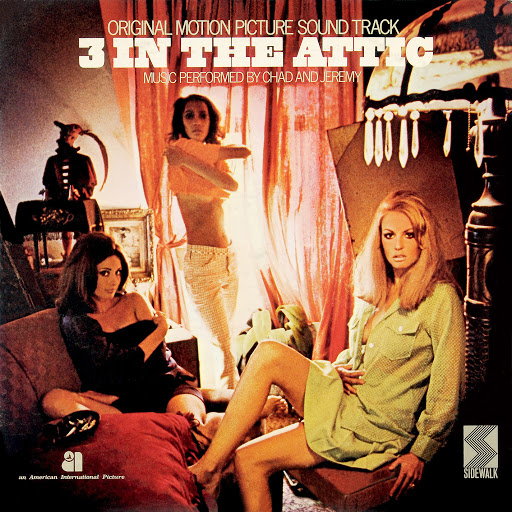 The Timewriter альбом 3 In The Attic (Original Motion Picture Soundtrack)