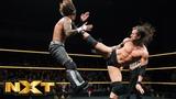 Sean Maluta vs. Adam Cole WWE NXT, July 25, 2018