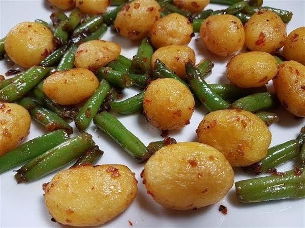Surinamese French Beans Recipe Vegetarian Recipes