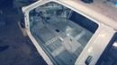 Замена дна на ВАЗ 2108 2115 выпилил старое засунул новое Демонтаж и примерка