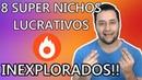 8 NICHOS LUCRATIVOS INEXPLORADOS PARA GANHAR DINHEIRO ONLINE EM 2019!