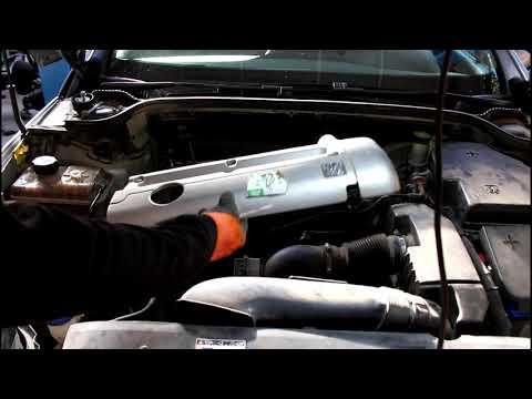 Обрыв ремня ГРМ загнуло клапана сборка и запуск 5часть Peugeot 407 1,8 Пежо 407 2005 года