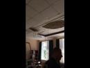 В Ступинской школе №2 обрушился потолок