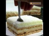 Торт Рафаэлло без выпечки! | Больше рецептов в группе Десертомания