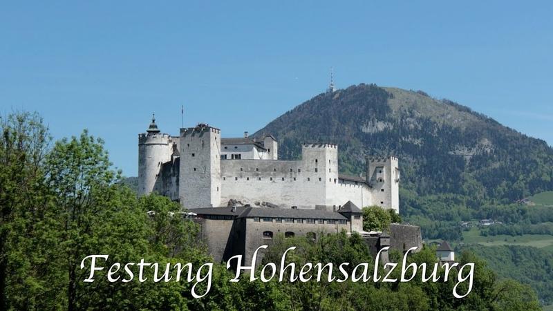 Burgen Österreich - Festung Hohensalzburg - Österreich / Fortress of Hohen Salzburg - Austria