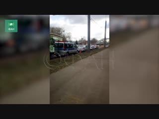 Москвич скончался за рулем автомобиля