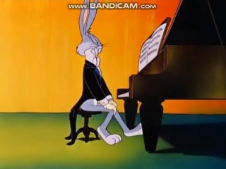 Bugs Bunny fucking shot someone because he wouldnt stop coughing