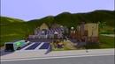 Завод в симс 3. Строим старый завод в sims 3