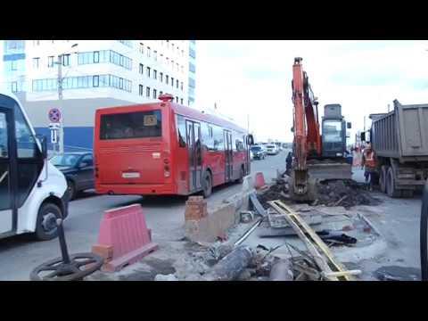 Эпохальные раскопки Казанской продолжаются