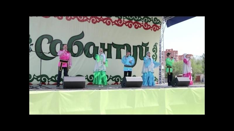Сабантуй Астрахань 2018