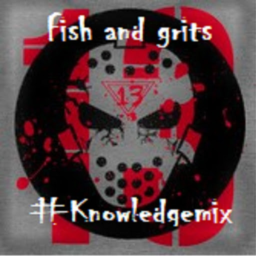 Inna альбом Fish and Grits #Knowledgemix