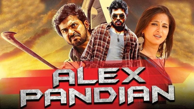 Alex Pandian Tamil Hindi Dubbed Full Movie   Karthi, Anushka Shetty, Santhanam
