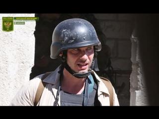 В Луганске открылась фотовыставка погибшего спецкора МИА Россия Сегодня Андрея Стенина.