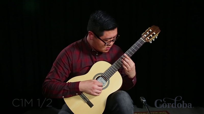 Protégé by Córdoba C1M Comparison Classical Guitar Demo