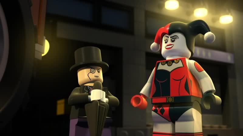 LEGO супергерои DC Лига справедливости – Прорыв Готэм-сити (7.2⭐)