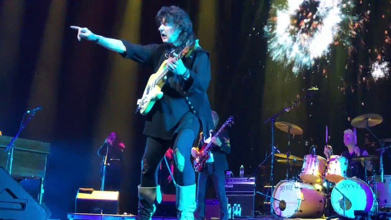 Ritchie Blackmore's Rainbow - Difficult to cure - 18/04/2018 ( Berlin, Germany) HD