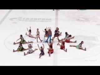 Второй Всероссийский фестиваль массовых танцев на льду и фигурного катания