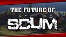 SCUM Exclusive Interview With Game Developer Leva Opaki The Future of SCUM