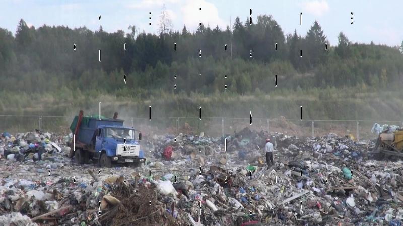 Многоликие деятели мусорного полигона в Щелканово