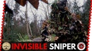 Invisible Ghillie Sniper - Silverback SRS