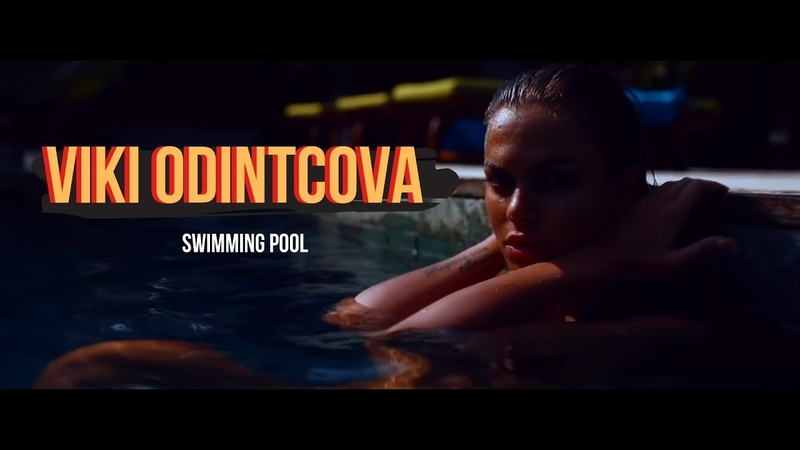 VIKI ODINTCOVA SWIMMING POOL