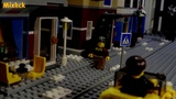 Lego Street Animation Test Footage (sample)