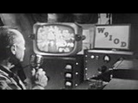Радио и ТВ приемники ZENITH, док. фильм, 1955 год