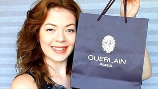 Покупки ЛЮКСОВОЙ КОСМЕТИКИ | ЧТО КУПИТЬ ИЗ ЛЮКСА: сплэш-маска Blithe, Guerlain, Shiseido | EH